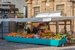Piazza Matilde Canossa, Mantova, Italia