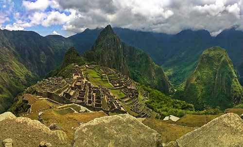 Machu Picchu - One of the seven wonders