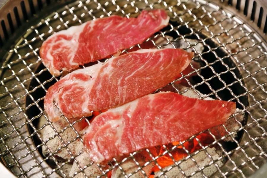 [桃園美食]和東燒肉屋.二訪|JC PARK 食尚廣場附近炭火燒肉料理餐廳~獨家夢幻牛舌七吃與雙人超值套餐真的太享受 @VIVIYU小世界