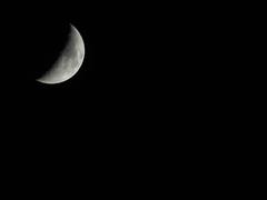 La Luna y nada más.