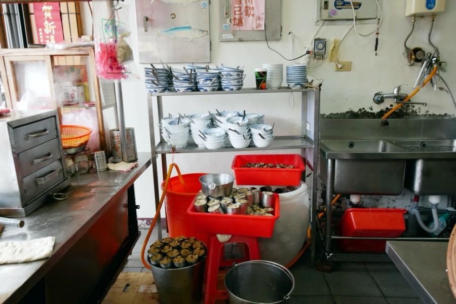[宜蘭美食]蘇澳港廟口廖榮川米糕 南方澳南天宮金媽祖旁的在地美食小吃 @VIVIYU小世界