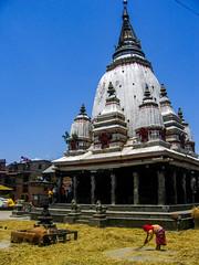 Bungamati. Kathmandu Valley, Nepal 2007