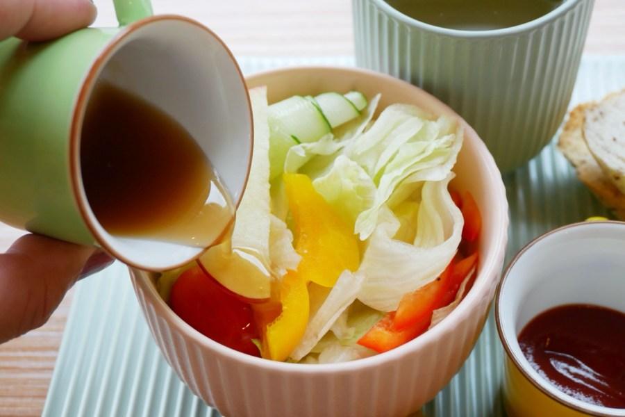 [中壢美食]仁之初茶飲Dreamtea.早午餐|可免費續麵包、咖哩醬和白飯.就是要讓你吃飽飽! @VIVIYU小世界