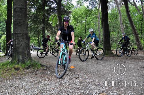 Eendaagse mountainbike clinic Austerlitz/Zeist