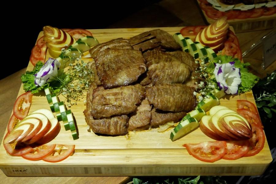 [嘉義美食]雄野燒肉食堂 蘭桂坊花園酒店內超級無敵外燴趴‧頂級燒肉‧大口吃肉讓人超滿足 @VIVIYU小世界