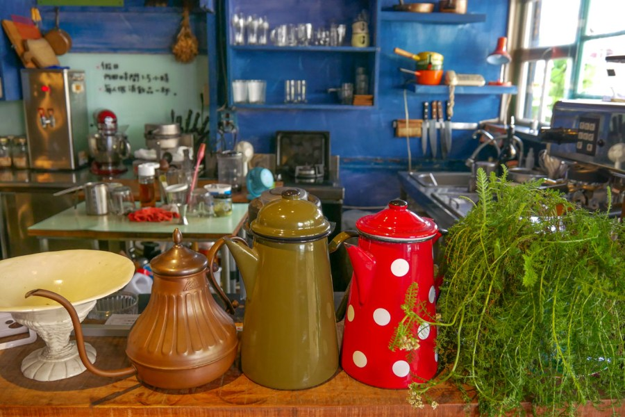[嘉義美食]Daisy的雜貨店 東區下午茶.咖啡館~日式生活雜貨風格 @VIVIYU小世界