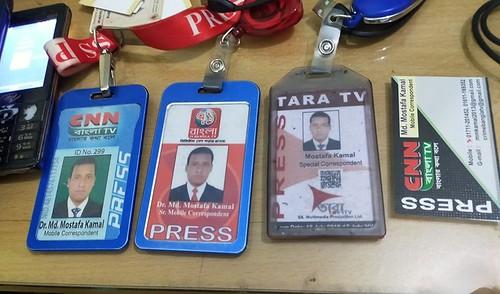 Gazipur-(4)- 30 June 2020-Fake journalist & his 4 associates arrested At SRP-4