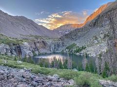 Willow Lake at dawn