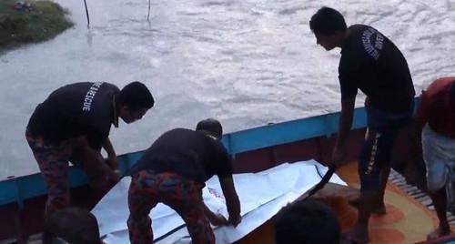 Gazipur-(1)- 04 July 2020-Student Sunk At KLK Gazi Khali River