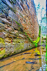 Diggings National Park (Waterwheel, Town and ruins) Chewton Victoria Australia by Sony A7RIV + FE 24mm f1.4 GM