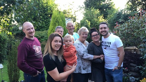 Today is all about...family get together before the niece and her fella move to Geneva ❤️