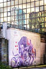 Urban art, Cardiff