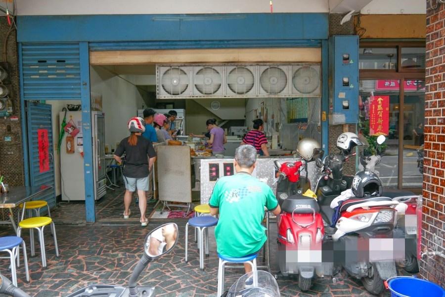 [桃園美食]小豆子早餐&御皇油飯|春日路附近的古早味早餐店‧鎮撫街必點大陸餅美食 @VIVIYU小世界