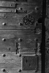 Porte du château de Foix