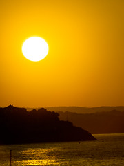 Sunrise at Tarragona