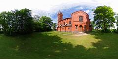 Feldberg - Stadtkirche 360 Grad