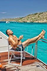 Relaxin in Mallorca.