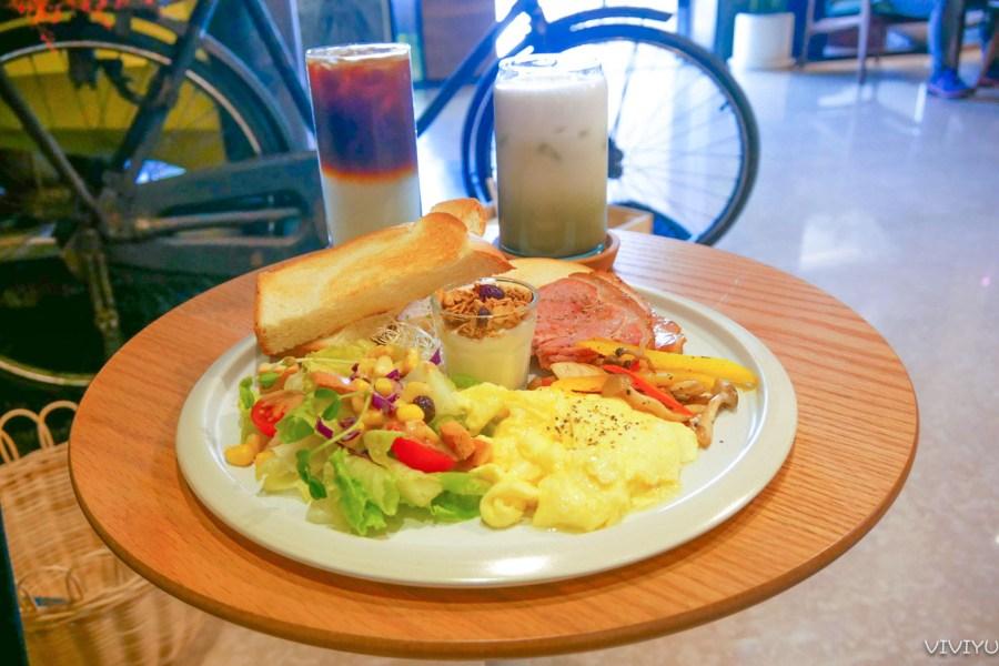 [大園美食]輕綠舍 Lite Canteen|桃園高鐵站附近~早午餐.咖啡.輕食.甜點 @VIVIYU小世界