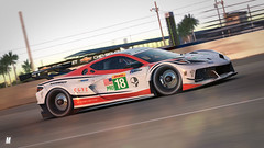 CoRe 2K20 Corvette C8.R GTE | Side