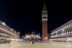 La piazza. Venezia, settembre 2020