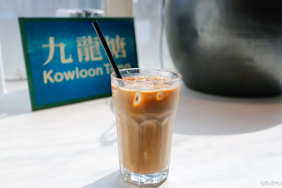[台北美食]映港式茶餐廳 西門町美食~和髮廊結合的複合式港式點心 @VIVIYU小世界
