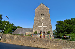 The Church of St Denys, Lisvane (Front elevation)