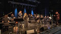 Norrbotten Big Band - Daniel Engman, Sanna Martin & Mathias Lundqvist