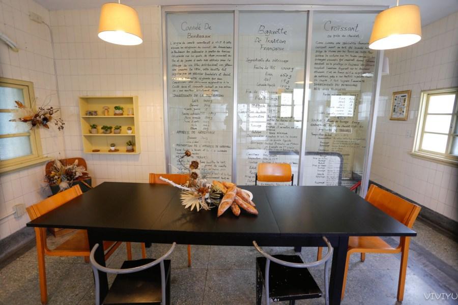 [中壢美食]M PAIN BOULANGERIE & PÂTISSERIE|老宅改建的西式麵包坊~可內用享受寧靜的氛圍 @VIVIYU小世界