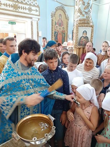 Архистратига Михаила - молебен