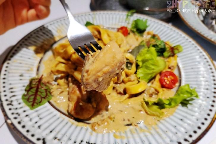 50414121343 615560b903 c - 簡約裝潢頗具質感的Giocoso pasta&cafe,想在精明商圈裡吃義式美食可以一試~