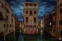 Al chiaro di luna. Venezia, ottobre 2020