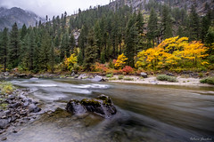 Fall Comes to the Tumwater Canyon