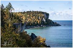 Rock Overhang & Cave Point