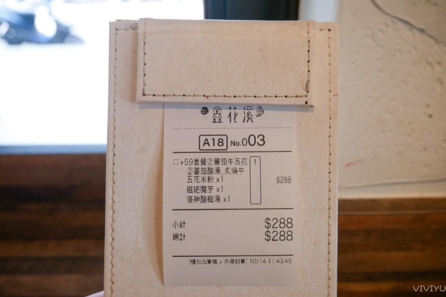 [龜山美食]鑫花溪.牛肉米粉|機捷A8長庚醫院站附近新開桂林米粉專賣店 @VIVIYU小世界