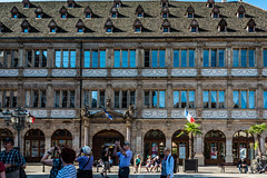 Strasbourg - Chamber of Commerce - HWW