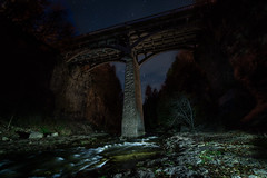 Bridge Over Silky Waters