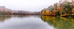 Green Mountain Lake in the Fall