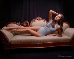Long Legged Beauty - Anastasia