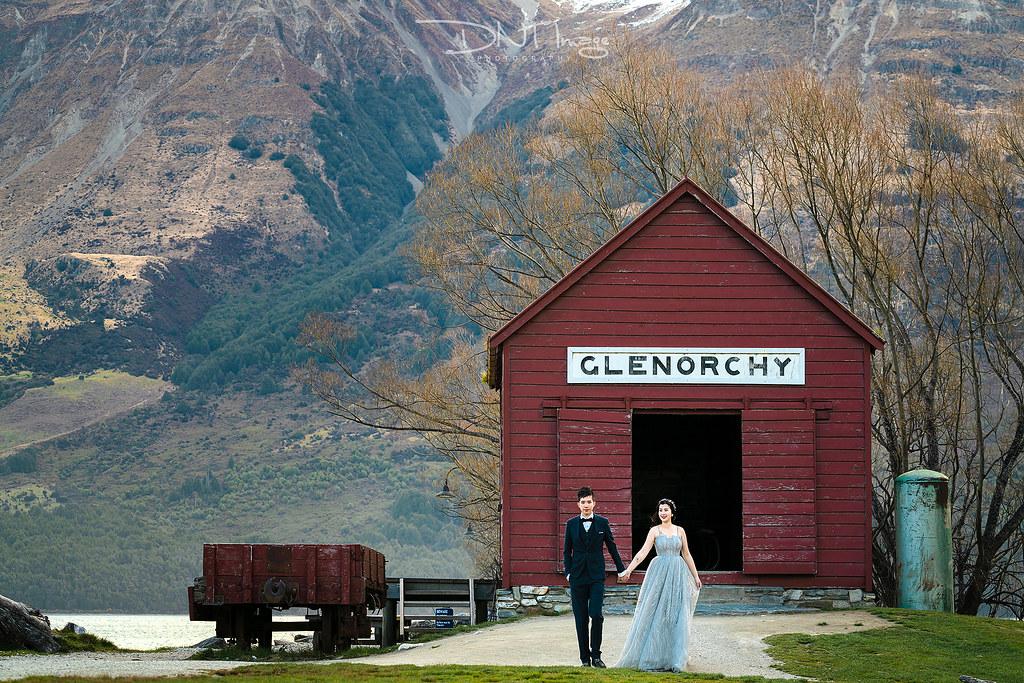 旅行婚紗-紐西蘭婚紗-紐西蘭婚禮-皇后鎮-Queenstown
