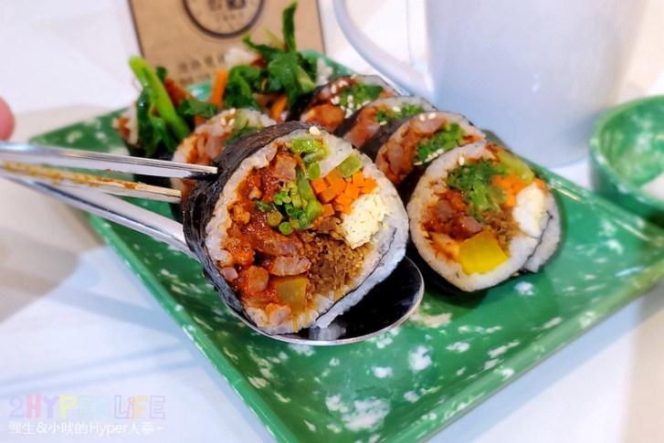 50578751653 94d918ffa9 c - 平價韓式料理首爾飯桌二店~專賣韓國人氣平民美食韓式飯捲和鍋物喔!