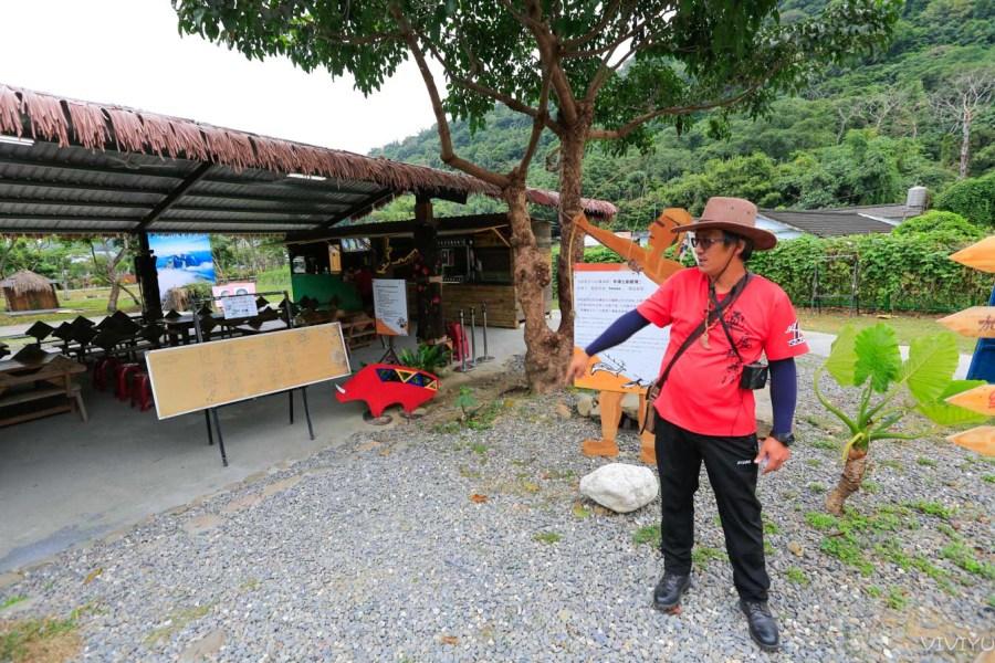 [嘉義旅遊]逐鹿部落社區|觸口遊客中心旁~梅花鹿生態園區、射箭體驗半日遊 @VIVIYU小世界