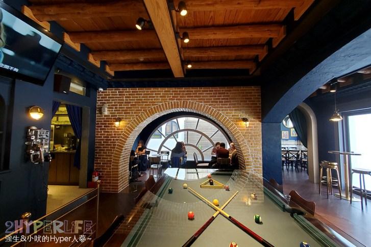 50593858252 e77b3afbcf c - 美術館附近不限時咖啡廳,喝個咖啡好像有特務隨時會出現,店內還有超大撞球桌和挑高包廂~