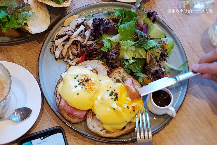 50722472132 4843623431 c - 曾在澳洲求學的老闆打造的澳式早午餐,到大坑爬山完可以來楓葉咖啡吃個元氣早午餐!