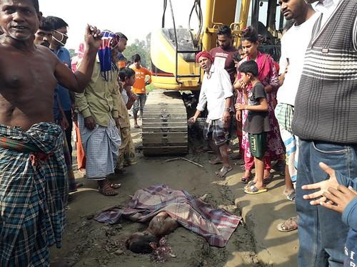 Gazipur-(2)- 07 January 2021-Child Dead At KLK-1