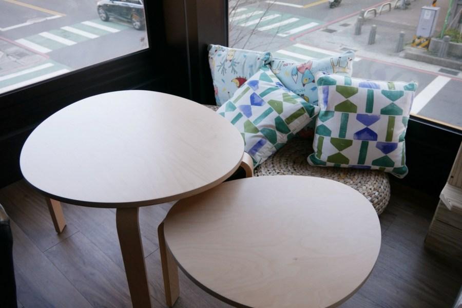 [桃園美食]Reboot Cafe|輕食早午餐&咖啡專賣店~工業風二層樓用餐環境.另有二手商品展售 @VIVIYU小世界