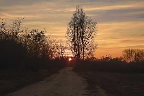 Sunset, naplemente, landscape