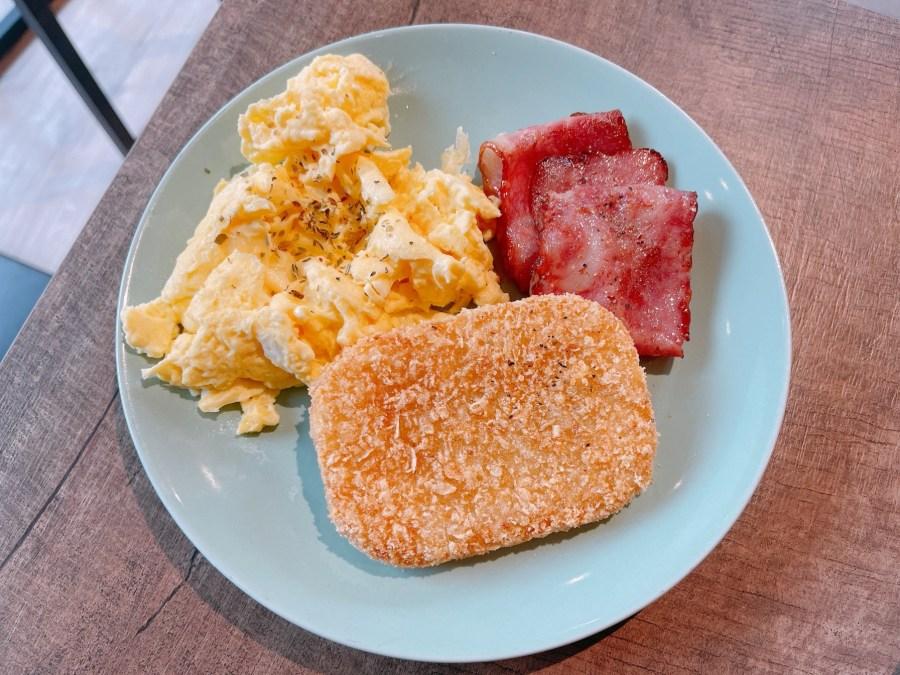 [桃園美食]晨食堂.Brunch早午餐|桃園大廟後方.餐點種類選擇多~平價中、西式早午餐 @VIVIYU小世界