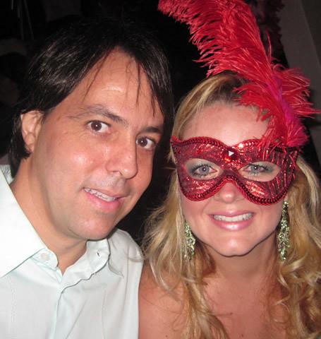 Wagner e Janice Quintão