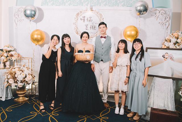 曜瑞&旻璇 婚禮紀錄0741