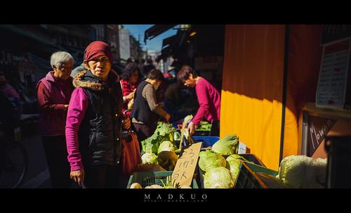 冬日裡的市場格外溫暖,不知道是否是農歷年快到了,感覺特別不一樣。